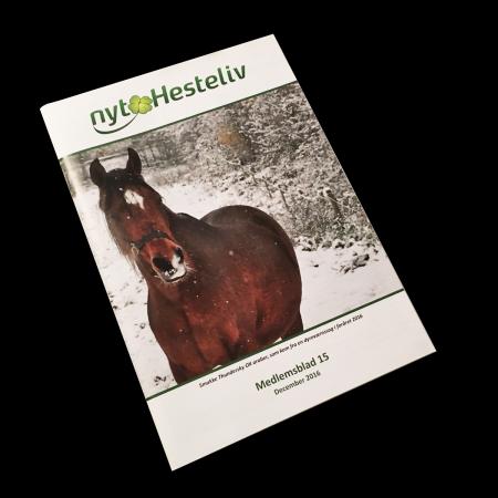 nyt hesteliv medlemsblad
